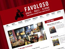 favoloso-website-design