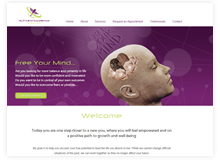 Quikclicks Web Design Sydney Portfolio | NLP Mind Excellence