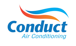Graphic Logo Design Company | Conduct Air Conditioning