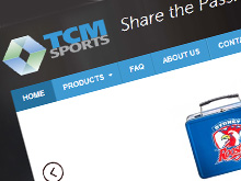 tcm-sports-ecommerce-website-development