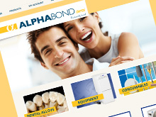 alphabond-physio-website-design
