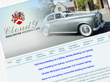 could-9-weddings-website-developement