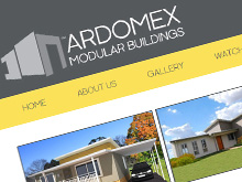 ardomex-website-development