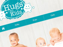 hugsforkids-webdesign