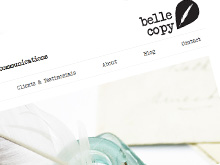 belle-copy-cms-website-development