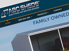 abc-sheds-wordpress-cms-website-development