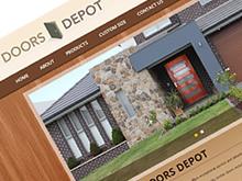 door-depot-cms-website-development
