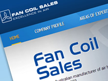 fancoil-website-design