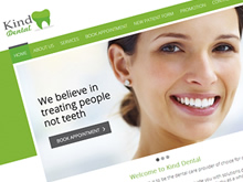 kind-dental-cms-website-development