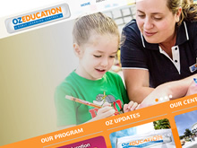 oz-educationy-website-design