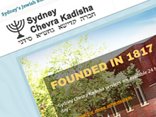 syney-chevra-kadisha-website-design