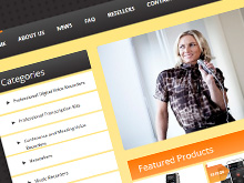 dictation-solutions-eccomerce-shopping-cart-website-development