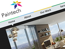 paintech-cms-website-design