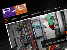 rjb-electrical-engineering-cms-website-design