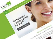 kind-dental-cms-website-development