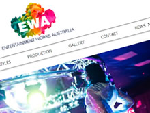 entertainment-works-australia-website-design