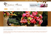 Shopping Cart Ecommerce Sydney | Archara Flowers