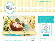 Shopping Cart Ecommerce Sydney | Blossom Blends