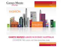 Static Website Design NSW | Campo Marzio Design