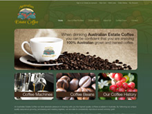 Shopping Cart Ecommerce Australia | Estate Coffee