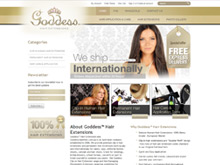 Shopping Cart Ecommerce Australia | Goddess Hair Extensions