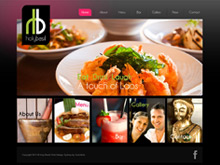Static Website Design Sydney | Holy Basil