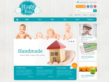 Shopping Cart Ecommerce Sydney | Hugs for Kids