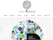 CMS Website Design NSW | Ideas Group