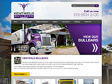 Shopping Cart Ecommerce Sydney | Kentweld Bullbars