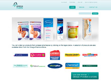 Shopping Cart Ecommerce Australia | Omega Pharma eStore