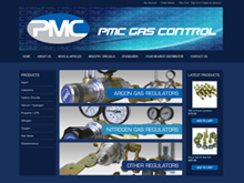 Shopping Cart Ecommerce Australia | PMC Gas Control
