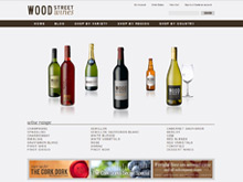 Shopping Cart Ecommerce Sydney | Wood Street Wines