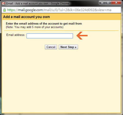 gmail pop3 email 3