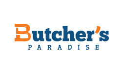 butchers-paradise-logo-design