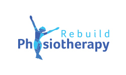 rebuild-physio-therapy-logo-design