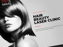 CMS WebDesign Sydney Sydney Hair & Beauty
