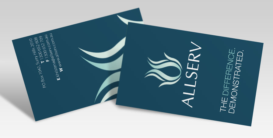 New Business Card Design, Graphic Designers Sydney