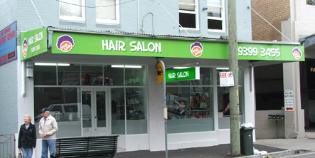 Designers Sydney for Street and Shop Signage
