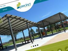 precinct-website-design