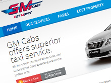 gmb-cabs-website-development