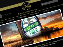 great-southern-brewry-ecommerce-web-design-sydney