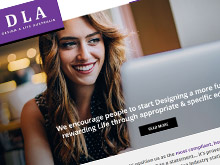dla-website-design