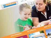 oz-educationy-website-design