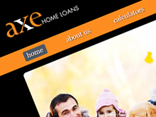 axe-home-loans-website-design