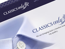 classics-only-website-design