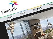 paintech-cms-website-design