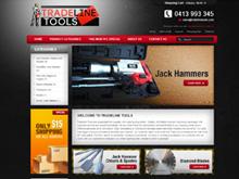 ecommerce webdesign tradelinetools