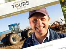 agricultural-tours-riverina-web-design-sydney