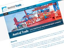 austral-trade-website-design