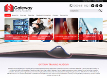 responsive webdesign testimonial gateway